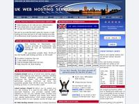 Website Hosting Service Providers London UK
