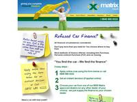 Car Finance from MatrixCredit