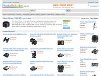 Photo Solution Photographic Equipments Retailer in London UK.