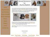 Pet Portraits by Pauline Gledhill