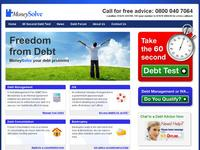 Debt Management - MoneySolve