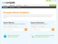 Compete.com Search Analytics