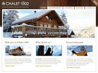 Chalet 1802 in France