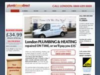 London Plumbers - Plumbforce Direct