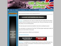 UK Online Poker