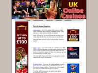 UK On Line Casinos