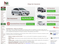 HomeApproved Car Insurance