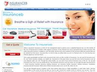 Car Insurance - Travel Insurance - Home Insurance