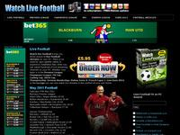 Watch Live Football Streams