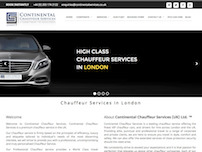Chauffeur London with Mercedes-Benz