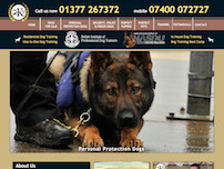 Protection dogs UK