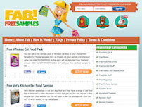 Fab Free Samples | Latest Freebies