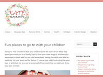 Katerecreation UK Blog