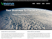 Webvolt UK as your SEO expert