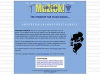 Muzick - the irreverent rock music lexicon