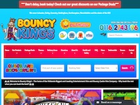Bouncy Kings Bouncy Castle Hire