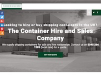 The Container Hire and Sales Company