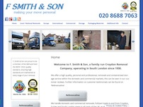 F Smith and Son (Croydon ) Ltd -Removals & Storage