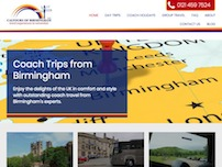 #1 for Coach Trips from Birmingham | Caltours of Birmingham