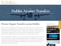 #1 for Airport Transfers Dublin - Elect Chauffeurs