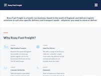 Roxy Fast Freight - Logistic Services
