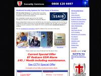 Monitored Burglar Alarms